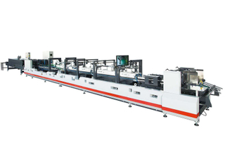 JH-650/850/1100 Folder Gluer for Carton